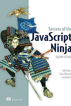 Secrets of the JavaScript Ninja book cover
