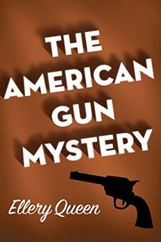 The American Gun Mystery book cover
