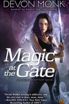 Magic at the Gate book cover