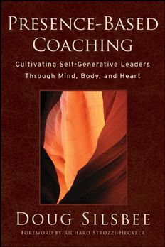 Presence-Based Coaching book cover