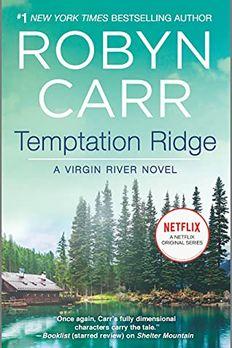 Temptation Ridge book cover