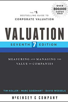 Valuation book cover