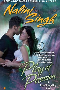 Play of Passion book cover