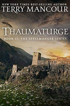 Thaumaturge book cover