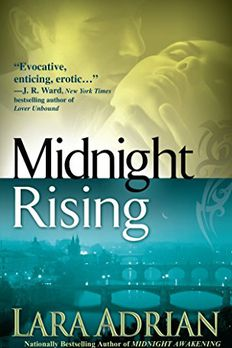 Midnight Rising book cover