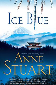 Ice Blue book cover