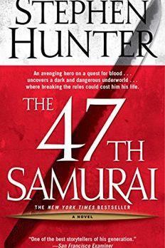 The 47th Samurai book cover