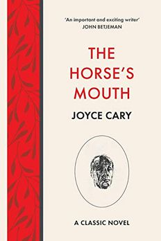 The Horse's Mouth book cover