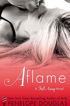 Aflame book cover
