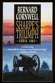 Sharpe's Triumph book cover