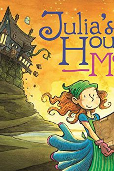 Julia's House Moves On book cover