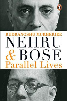 Nehru and Bose book cover