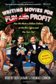 Writing Movies for Fun and Profit book cover