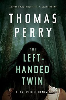 The Left-Handed Twin book cover