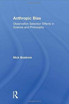 Anthropic Bias book cover