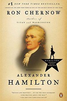 Alexander Hamilton book cover