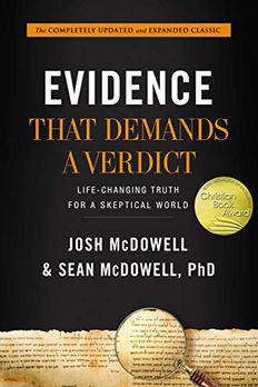 Evidence That Demands a Verdict book cover