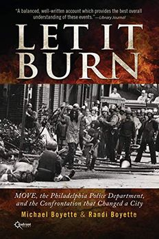 Let It Burn book cover