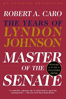 Master Of The Senate book cover
