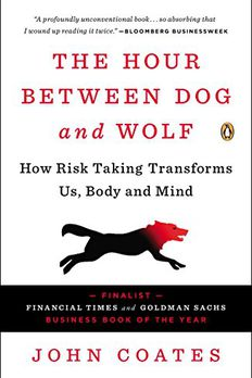 The Hour Between Dog and Wolf book cover