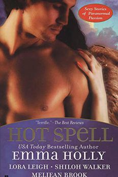 Hot Spell book cover