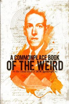 Commonplace Book of the Weird book cover