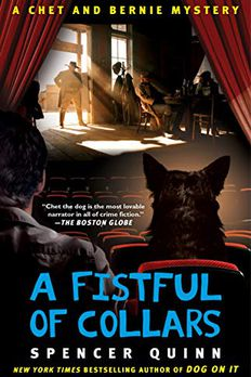 A Fistful of Collars book cover