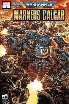 Marneus Calgar #2 book cover