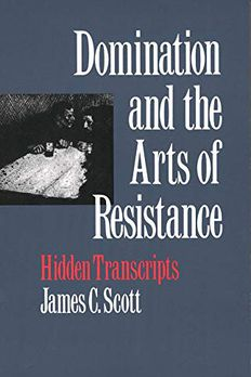 Domination and the Arts of Resistance book cover