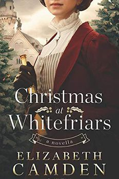 Christmas at Whitefriars book cover