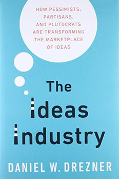 The Ideas Industry book cover