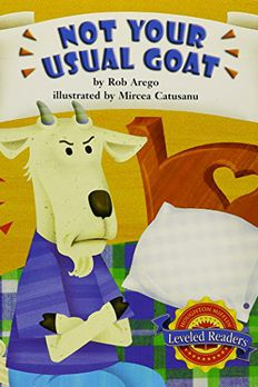 Not Your Usual Goat book cover