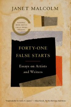 Forty-one False Starts book cover