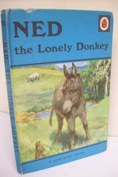 Ned, Lonely Donkey book cover