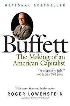 Buffett book cover