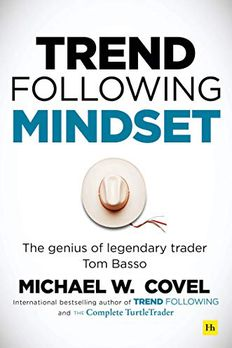Trend Following Mindset book cover