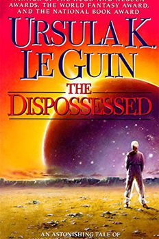 The Dispossessed book cover