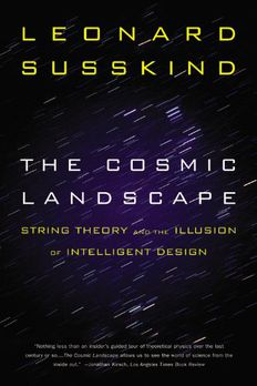 The Cosmic Landscape book cover