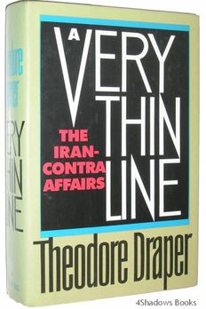 A Very Thin Line book cover