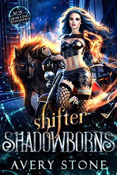 Shifter Shadowborns (Rise of the Howling Shadowborns #2) book cover