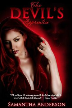 The Devil's Apprentice (Devrynne Kaine Series #2) book cover