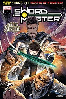 Sword Master (2019-) #6 book cover