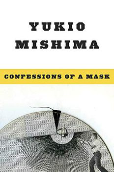 Confessions of a Mask book cover