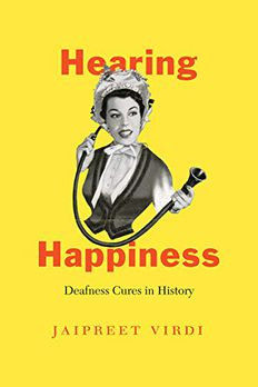 Hearing Happiness book cover