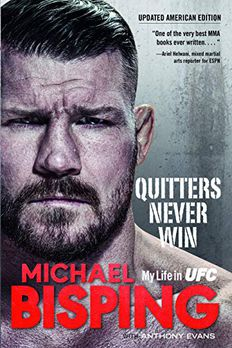 Quitters Never Win book cover