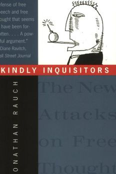 Kindly Inquisitors book cover