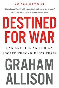 Destined for War book cover