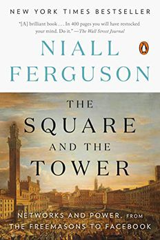 The Square and the Tower book cover