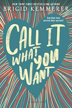 Call It What You Want book cover