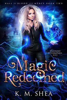 Magic Redeemed book cover